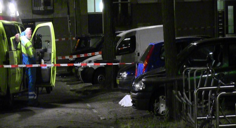 Stefan Eggermont crime scene