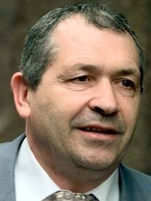 John Palmer pictured in 2002